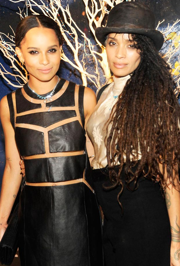 Zoe Kravitz Jewelry: Swarovski Crystallized Launch