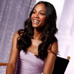 Zoe Saldana Avon Eternal Magic Perfume ad campaign