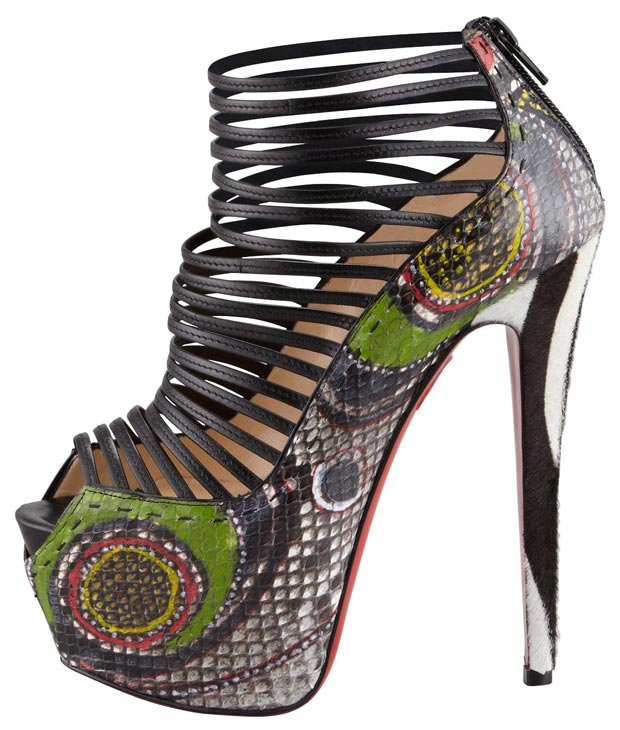 6128a9e9f12 How About Christian Louboutin s Trash Shoes  - StyleFrizz